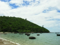 Cảnh đẹp hoang sơ ở Làng Vân