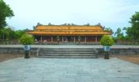 Ðiện Thái Hoà và sân Ðại Triều Nghi
