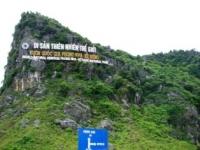 Di sản thiên nhiên thế giới Phong Nha - Kẻ Bàng