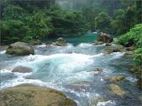 Suối nước Mọoc Quảng Bình